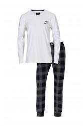 Pyjamas sæt i to dele