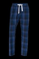 Pyjamasbuks i vævet bomuldskvalitet