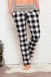 Pyjamasbuks i ventemodel