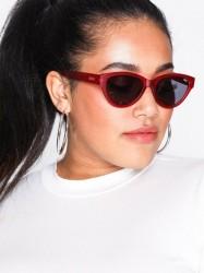 Quay Australia Rizzo Solbriller Rød