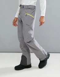 Quiksilver Boundry Plus Ski Pant in Grey - Grey
