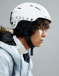 Quiksilver Motion Ski Helmet in White - White