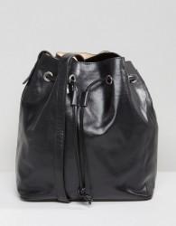 Qupid Bucket Bag - Black