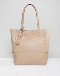 Qupid Shopper Bag - Stone