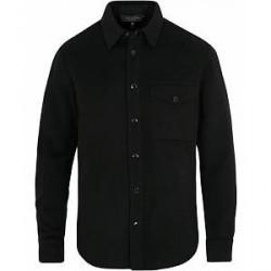 rag & bone Principle Shirt Jacket Black/Navy