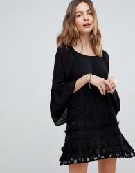 Raga Ginger Tunic Dress - Black