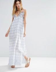 Raga Santa Barbara Printed Maxi Dress - Blue