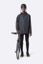 Rains Bike Jacket - Black