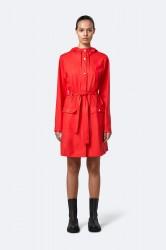 Rains Curve Jacket - Red