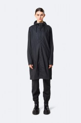 Rains Dame Coat - Black