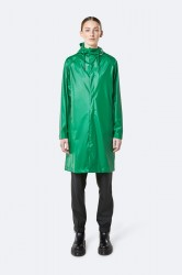 Rains Dame Coat - ShinyGrass