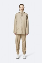 Rains Dame Jacket - Beige