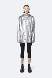 Rains Dame Jacket - Silver