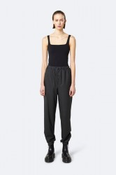 Rains Dame Ultralight Pants - Black