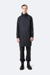 Rains Herre Coat - Black