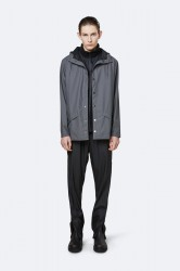 Rains Herre Jacket - Charcoal
