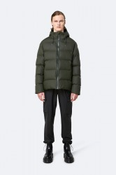 Rains Herre Puffer Jacket - Green