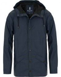 Rains Jacket Blue men L/XL Blå
