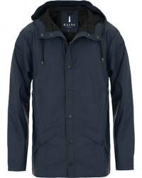 Rains Jacket Blue men S/M Blå