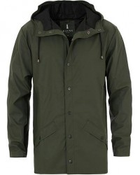 Rains Jacket Green men M/L Grøn