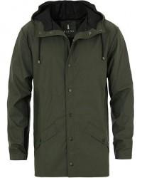 Rains Jacket Green men S/M Grøn