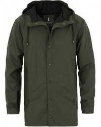 Rains Jacket Green men S/M Grøn