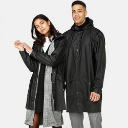 Rains Jakke - Long Jacket