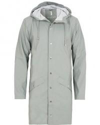 Rains Long Jacket Stone men L/XL