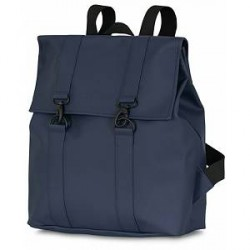 Rains Messenger Bag Blue