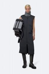 Rains Show Longer Liner Vest - Black