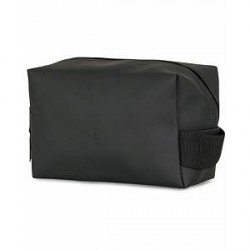 Rains Washbag Small Black