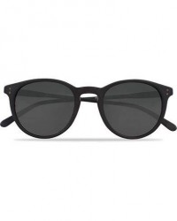 Ralph Lauren Eyewear 0PH4110 Round Sunglasses Matte Black men One size Sort