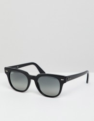 Ray-Ban 0RB2168 wayfarer sunglasses - Black