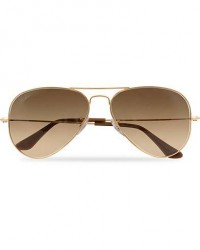 Ray-Ban 0RB3025 Sunglasses Gold men One size Guld