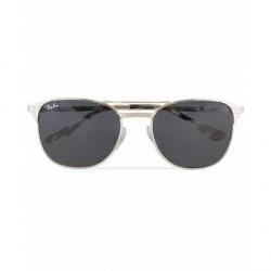 Ray-Ban 0RB3429M Sunglasses Shiny Silver