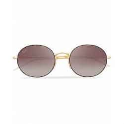 Ray-Ban 0RB3594 Sunglasses Grey Mirror Red