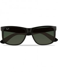 Ray-Ban 0RB4165 Justin Sunglasses Black men One size Sort