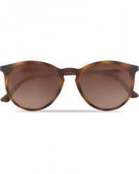 Ray-Ban 0RB4274 Round Sunglasses Light Havana Rubber men One size Brun