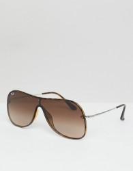 Ray-Ban 0RB4311 visor sunglasses - Black