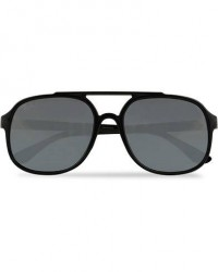Ray-Ban 0RB4312CH Sunglasses Black with Mirror Lenses men One size Sort