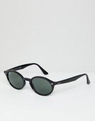 Ray-Ban 0RB4315 oval round sunglasses - Black