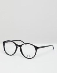 Ray-Ban 0RX5371 round glasses - Black
