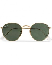 Ray-Ban RB3447 Metal Sunglasses Arista/Crystal Green men One size Guld