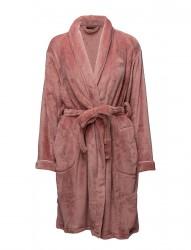 Reba Fleece Robe Short