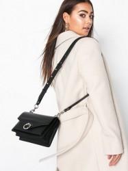 Rebecca Minkoff Jean Md Shoulder Bag Skuldertaske Sort