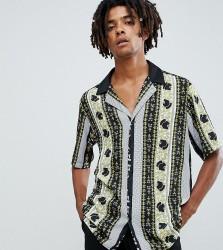 Reclaimed Vintage x looney tunes marvin revere shirt - Multi