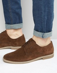 Red Tape Derby Shoes - Brown