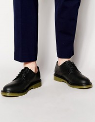 Red Tape Smart Shoes - Black