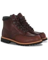 Red Wing Shoes Sawmill Boot Briar Oil Slick Leather men US9 - EU42 Brun