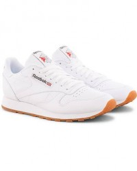 Reebok CL LTHR Running Sneaker White men US11 - EU44,5